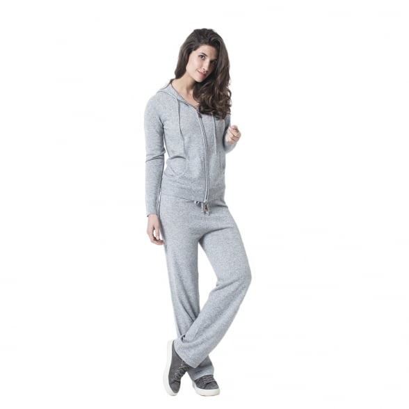 "Casual cashmere trousers ""Diana"""