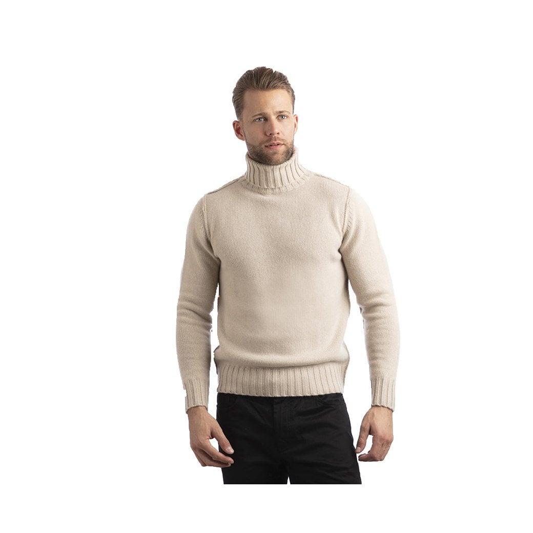 """CARLU de Monaco Inverted cashmere roll-neck """"Sean"""""""